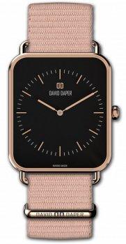 Zegarek damski David Daper 01RG02N01