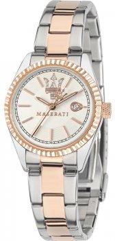 Zegarek damski Maserati R8853100504-POWYSTAWOWY