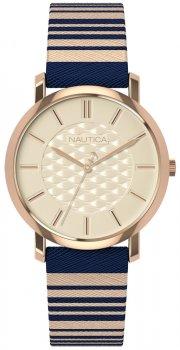 Zegarek damski Nautica NAPCGS012