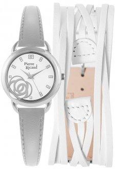 Zegarek damski Pierre Ricaud P22017.5G13Q-SET