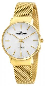 Zegarek damski Rubicon RNBE28GISX03BX