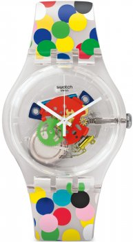 Zegarek damski Swatch SUOZ213