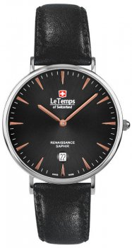 Zegarek męski Le Temps LT1018.47BL01