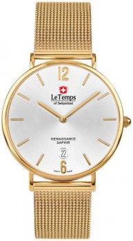 Zegarek męski Le Temps LT1018.81BD01