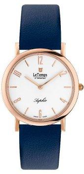 Zegarek  Le Temps LT1085.51BL43-POWYSTAWOWY