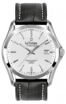 Zegarek męski Le Temps LT1090.11BL01