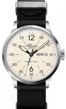 Zegarek męski Atlantic 68351.41.95NY