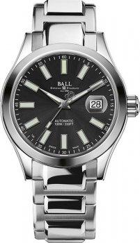 Zegarek męski Ball NM2026C-S10J-BK