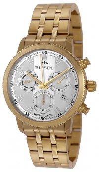 Zegarek  Bisset BSDE02GISW05AX-POWYSTAWOWY