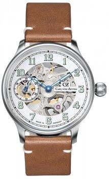 Zegarek męski Carl von Zeyten CVZ0021WH