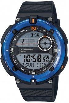Zegarek męski Casio SGW-600H-2AER-POWYSTAWOWY