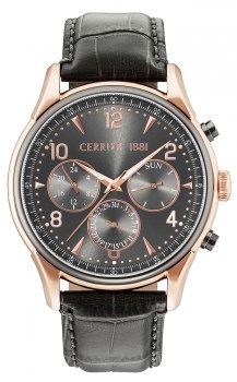 Zegarek męski Cerruti 1881 CRA107SRU61GY