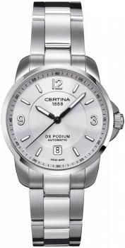 Zegarek męski Certina C001.407.11.037.00-POWYSTAWOWY