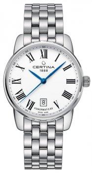 zegarek Certina C034.807.11.013.00