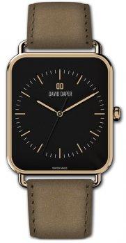 Zegarek męski David Daper 02RG02C01