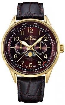 Zegarek męski Delbana 42601.646.6.104