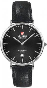 Zegarek męski Le Temps LT1018.07BL01