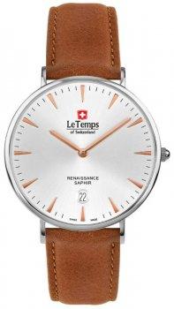 Zegarek męski Le Temps LT1018.46BL02