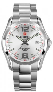 Zegarek męski Le Temps LT1090.07BS01
