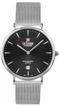 Zegarek męski Le Temps LT1018.07BS01
