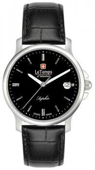 Zegarek męski Le Temps LT1065.11BL01