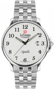 Zegarek męski Le Temps LT1067.01BS01