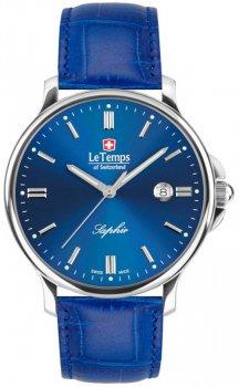 Zegarek męski Le Temps LT1067.13BL03