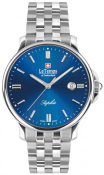 Zegarek męski Le Temps LT1067.13BS01