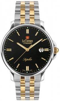Zegarek męski Le Temps LT1067.45BT01