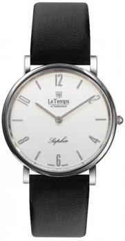 Zegarek damski Le Temps LT1085.01BL11