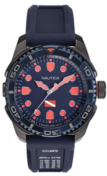 Zegarek męski Nautica NAPTDS904
