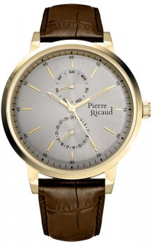 Zegarek  Pierre Ricaud P97256.1B17QF-POWYSTAWOWY