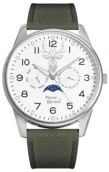 Zegarek męski Pierre Ricaud P60036.5823QF