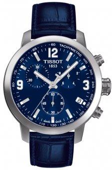 Zegarek męski Tissot T055.417.16.047.00-POWYSTAWOWY