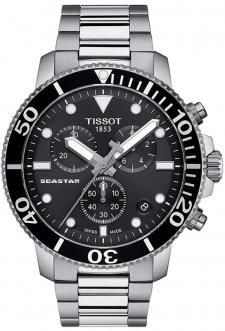 Zegarek męski Tissot T120.417.11.051.00