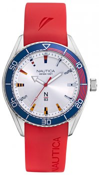 Zegarek męski Nautica NAPFWS002