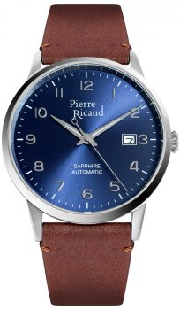 Zegarek męski Pierre Ricaud P60029.5B25A