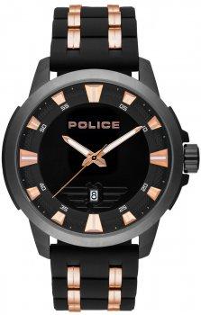 Zegarek męski Police PL.15653JSBU-02P