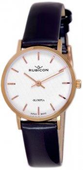 Zegarek damski Rubicon RNAD89RISX03BX