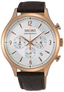 Zegarek męski Seiko SSB342P1