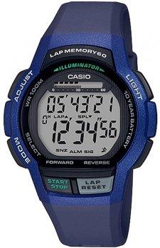 Zegarek unisex Casio WS-1000H-2AVEF