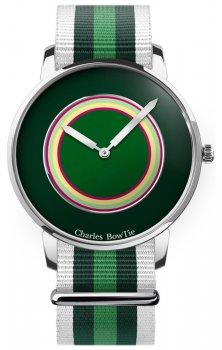 Zegarek unisex Charles BowTie ABLSA.N.B