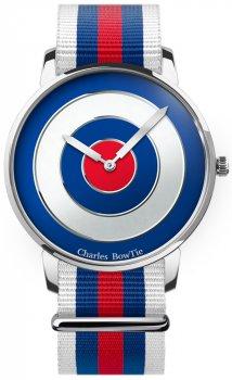Zegarek unisex Charles BowTie DOLSA.N.B
