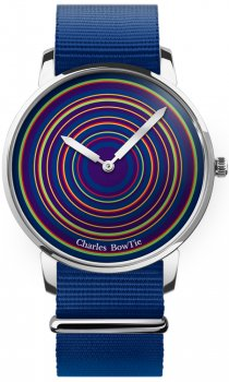 Zegarek unisex Charles BowTie EDLSA.N.B