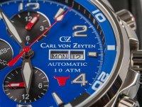Zegarek  Carl von Zeyten CVZ0047BLMB - zdjęcie 3