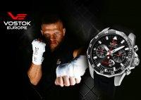 Zegarek  Vostok Europe 6S21-225A436B - zdjęcie 2