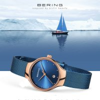 Zegarek damski Bering 13326-368 - zdjęcie 2