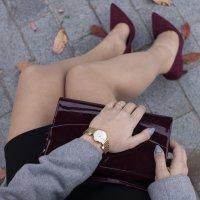 Zegarek damski Bisset Biżuteryjne BSBF04GISX03BX - zdjęcie 6