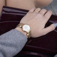 Zegarek damski Bisset Biżuteryjne BSBF04GISX03BX - zdjęcie 5