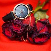 Zegarek damski Fossil Carlie ES4506SET - zdjęcie 4